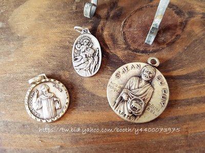 黑爾典藏西洋古董 ~三件墜子A~耶穌 ...