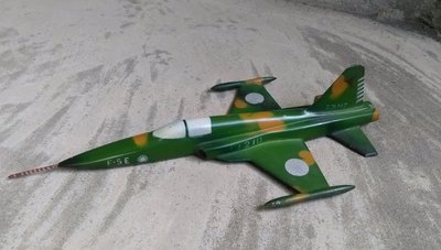 早期眷村空軍鋁製戰機--飛機--戰鬥機--軍機---F-5E