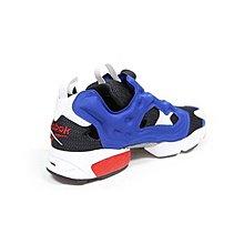 Reebok INSTA Pump OG  TRICOLORE 完美 白藍 三色旗 鋼彈 潮流 男女慢跑鞋