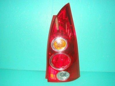 》傑暘國際車身部品《 MAZDA PREMACY紅黃晶鑽尾燈一顆1300元 DEPO製