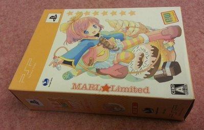 日版自用珍藏PSP瑪爾的夏日回憶MARL-Limited遊戲片NT500出清!