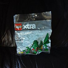 Lego 40310 Botanical Accessories (可與 10257 76139 10272 71043 71044 80104 共融)