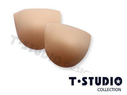 WaLi【T0036】T-studio束胸總經銷,超薄型胸墊,搭配運動內衣只需70元
