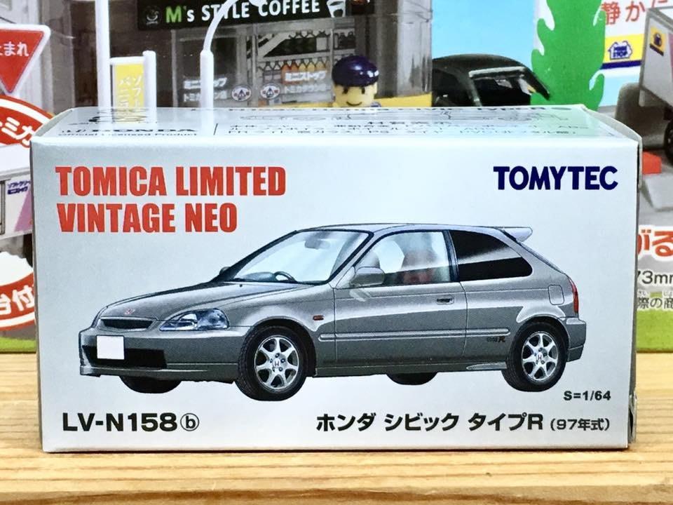 TOMYTEC LV-N158b Honda CIVIC Type R (97年式)