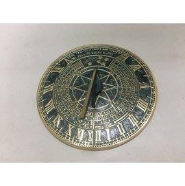 【友客里】((8日晷))-古代時鐘-日圭-日臬-日規-南半球用