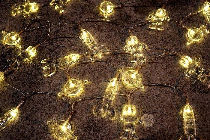 裝飾燈串_宇宙系列20個(電池)3米_B107-007◎串燈.燈具.宇宙.火箭.太空人.星球.裝飾燈.布置.裝飾