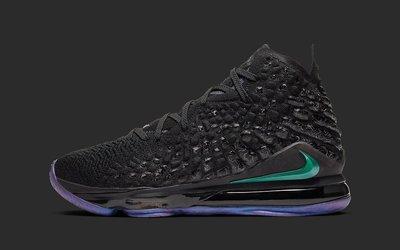 限時特價南◇2020 7月 Nike LeBron 17 Currency Bq3178-001 黑色 LBJ 籃球鞋