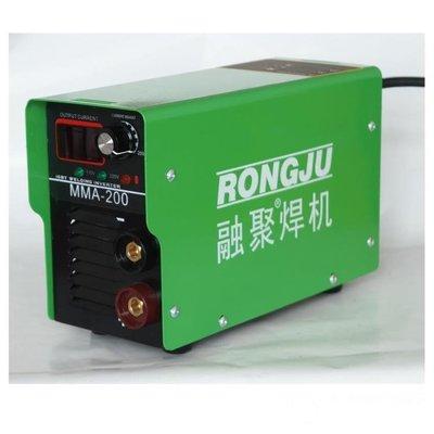 110v家用小型電焊機 便攜式逆變焊機