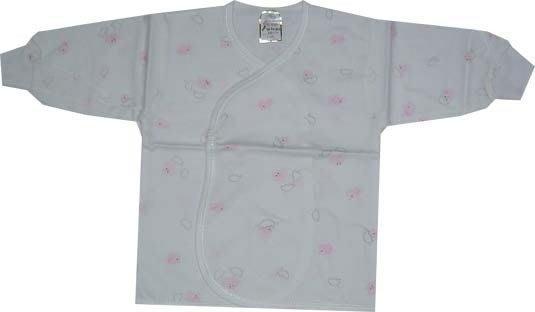 可愛寶貝---◎◎全新薄純棉綁帶嬰兒內衣◎◎☆☆人氣商品☆☆
