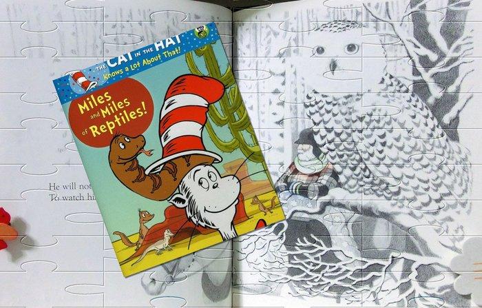 *【兒童英語dvd】小pen~ Dr.Seuss作品The cat in the Hat