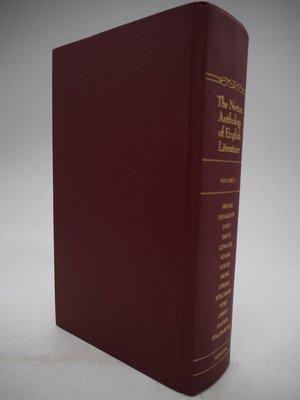 【月界二手書】The Norton Anthology of English Literature-2〖大學文學〗AKS