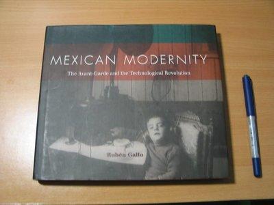 《字遊》Mexican Modernity : The Avant-Garde and the Technological Revolution 墨西哥現代性 B3