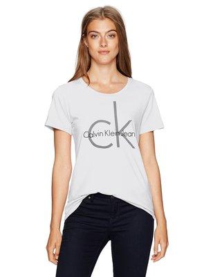 【西寧鹿】Calvin Klein Jeans 女生 T-SHIRT 絕對真貨 美國帶回 可面交 CK010