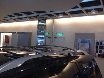 華峰興業 ARTC認證合格 OUTLANDER 專用美規鋁合金車頂架 行李架 橫桿 附發票$3,200