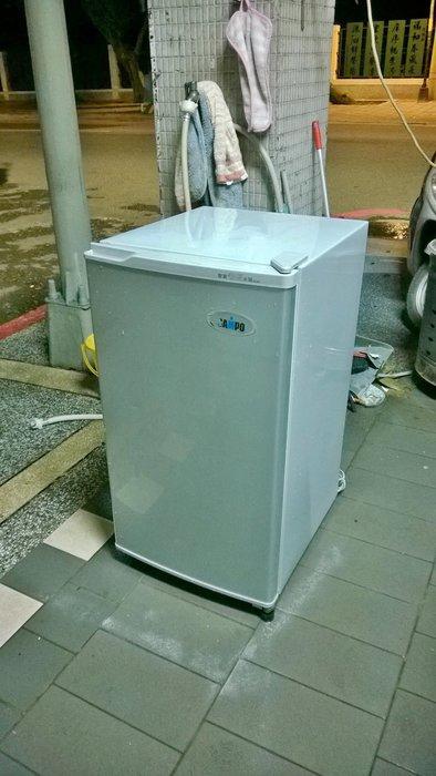 Panasonic 國際牌單門冰箱(80公升)/小冰箱/套房最愛