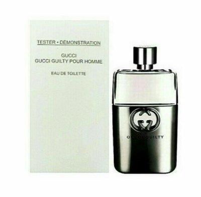 Gucci pour Homme罪愛男性香水tester/90ml/1瓶-公司正貨