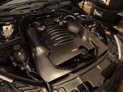 CS車宮車業 ARMA 碳纖維 集氣罩 進氣系統 BENZ W204 C63