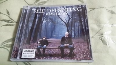 R西洋團(二手CD)THE OFFSPRING DAYS GO BY~澳版~有ifpi