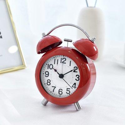 hello小店-時鐘迷你鬧鐘圓形學生數字中學生女簡約靜音臥室床頭兒童臺鐘鐘表#計時器#鬧鐘#時鐘#