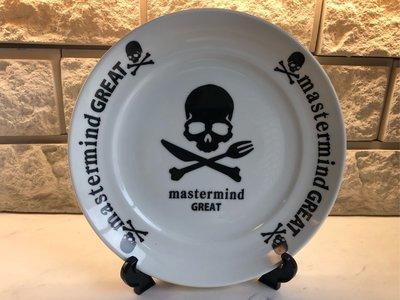 Mastermind Japan Plate 盤子 碟子