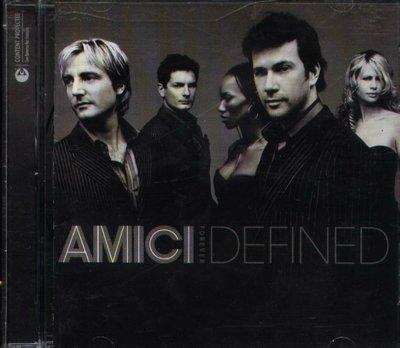 八八 - Amici Forever - Defined - CD