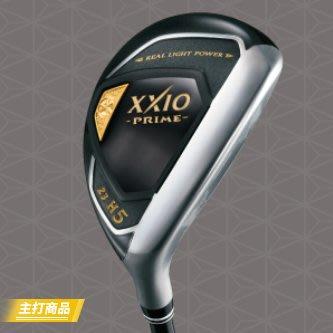 全新改款 XXIO PRIME SP1000 UTILITIES 高爾夫 混血木桿 絕佳手感質感更佳  輕鬆遠距