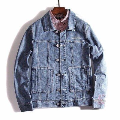 【傑森精品】英國 Martine Wester 高品質 單寧 水洗 赤耳 合身 牛仔外套 夾克 2色