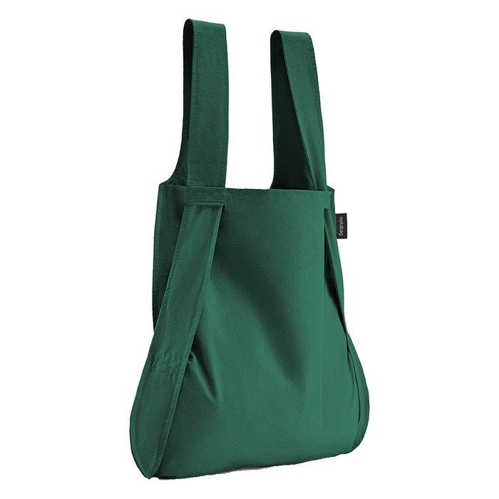 ☘小宅私物 ☘ 德國 Notabag 諾特包 (森林綠) 後背包 手提袋 側背包 環保袋 現貨 附發票