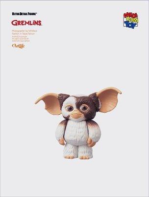ArtLife @ MEDICOM UDF ウルトラディテールフィギュア GREMLINS GIZMO 華納 小精靈