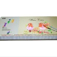 【廣盛文具】萬事捷 MONA 蒙納 48色水溶色鉛筆 水性色鉛筆