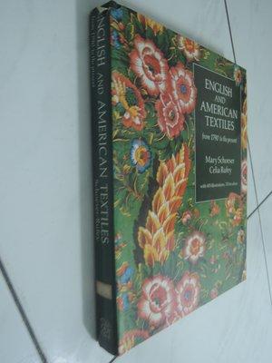 典藏乾坤&書---美粧美容&時尚---english & american textiles  =