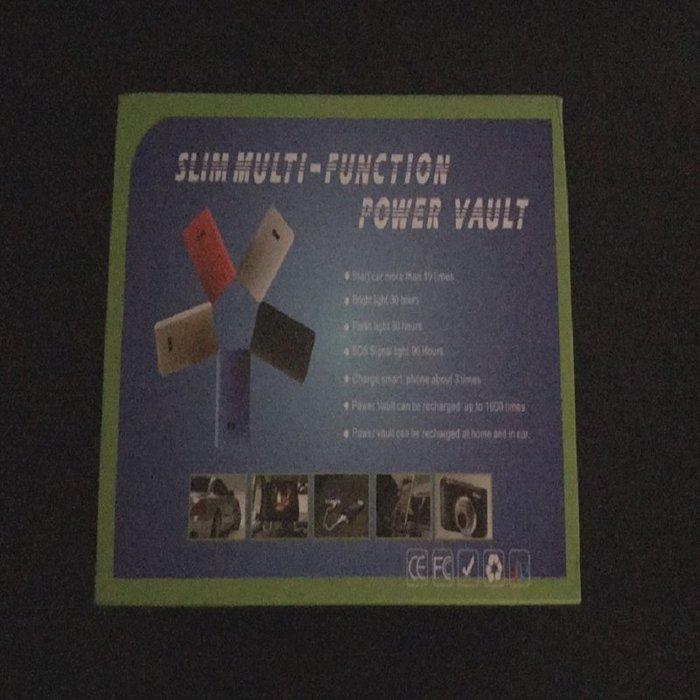 薄型多功能 Power Vault ESP K23