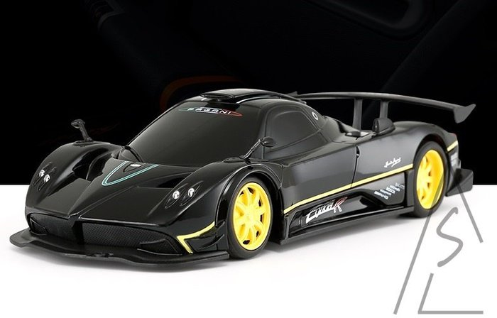 阿莎力玩具 1:24 正版帕加尼 遙控汽車遙控車
