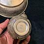 超過40年的台灣銀壺 順珠銀壺稀有整套(茶洗*1茶海*1茶壺*1茶杯*6)割愛一套珍藏請鑑賞