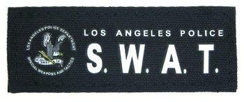 JHS((金和勝 生存遊戲專賣))警星LAPD SWAT 識別貼片(小) ID-07