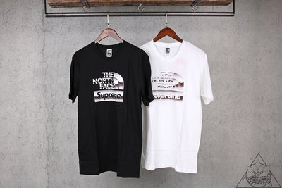 【HYDRA】Supreme The North Face Metallic Logo Tee 短T【SUP224】