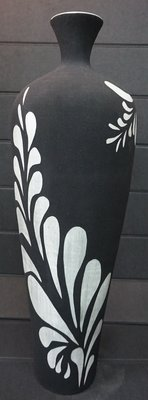 Pearl bottle (GC-34J)落地花瓶花器 景觀陶器擺件