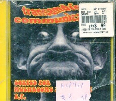 *真音樂* TRANSAMBIENT COMMUNICATIONS / SORTED EP 全新 K29729