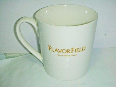 aaL皮1商旋.(經典企業馬克杯)全新FLAVOR FIELD馬克杯!--大同瓷器值得收藏!/6房樂箱152/-P