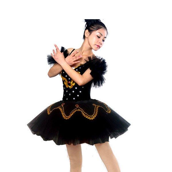 5Cgo【鴿樓】會員有優惠 43163046368 芭蕾舞蹈裙成人紗裙蓬蓬裙芭蕾比賽服tutu天鵝湖舞演出服飾芭蕾舞衣