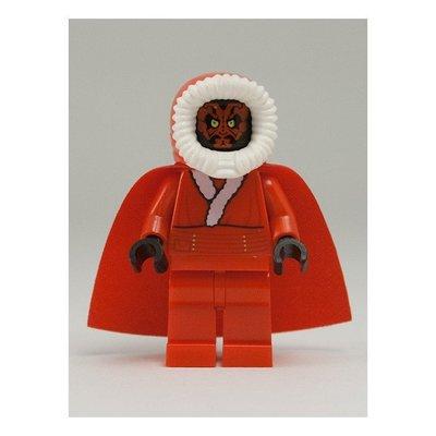 全新已絕版人偶 2012年 LEGO 9509 Star Wars 聖誕達斯魔 Santa Darth Maul