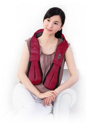缺貨中勿下標)大吉)HF-372 勳風 天皇溫感4D舒壓 肩頸按摩器(按摩枕) (按摩帶)父親節母親節必備