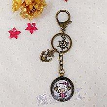 【飛揚特工】時光寶石 鑰匙圈 玻璃寶石 手工/客製化