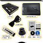 Media Tablet Ultimte Ⅱ雙轉輪專業繪圖板9.5吋16:10高規格2048階壓感超高解析度免電池筆