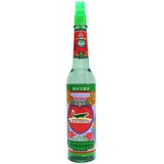 鱷魚空氣芳香淨化除臭劑 噴頭式 愛的花露香 195ml