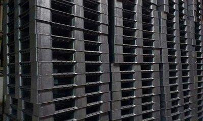 二手棧板/塑膠棧板/二手棧板   110x110cm 年終跳樓大拍賣(品質優)