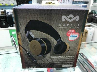禾豐音響 特價出清 全新品 無保固 Marley Stir It Up 可換線頭戴式耳機麥克風