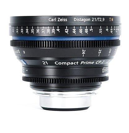 九晴天(租電影鏡頭,租鏡頭) Zeiss Compact Prime CP.2 21mm T2.9 EF Mount