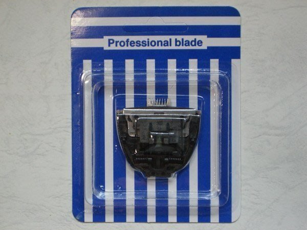 單賣(原廠盒裝) (Modern牌MS-T168KRD和MS-T168KRP電剪通用的寬度1CM高碳鋼刀頭)