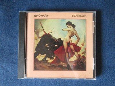 [非新品] Ry Cooder-Borderline-1980